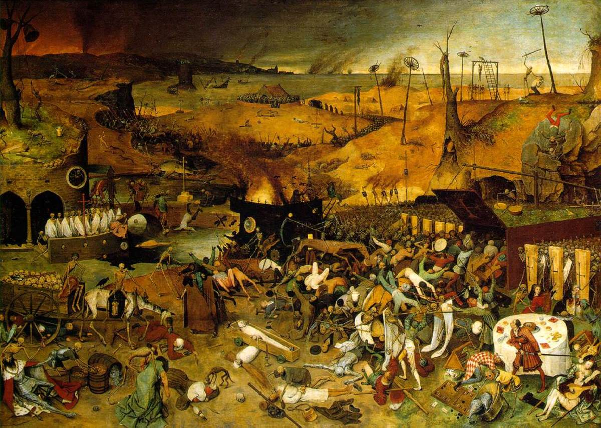 The Black Death had a profound effect on the art and literature of the High Middle Ages and the Early Modern Era.