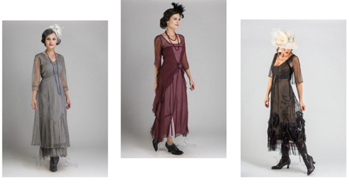 1920 Mother of the Bride Dresses