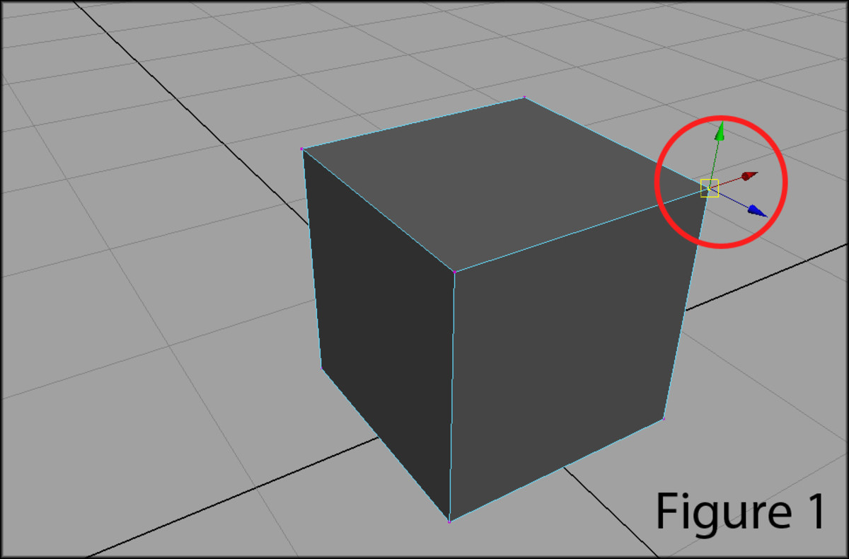 How to solve a simple Move Tool problem in Autodesk Maya