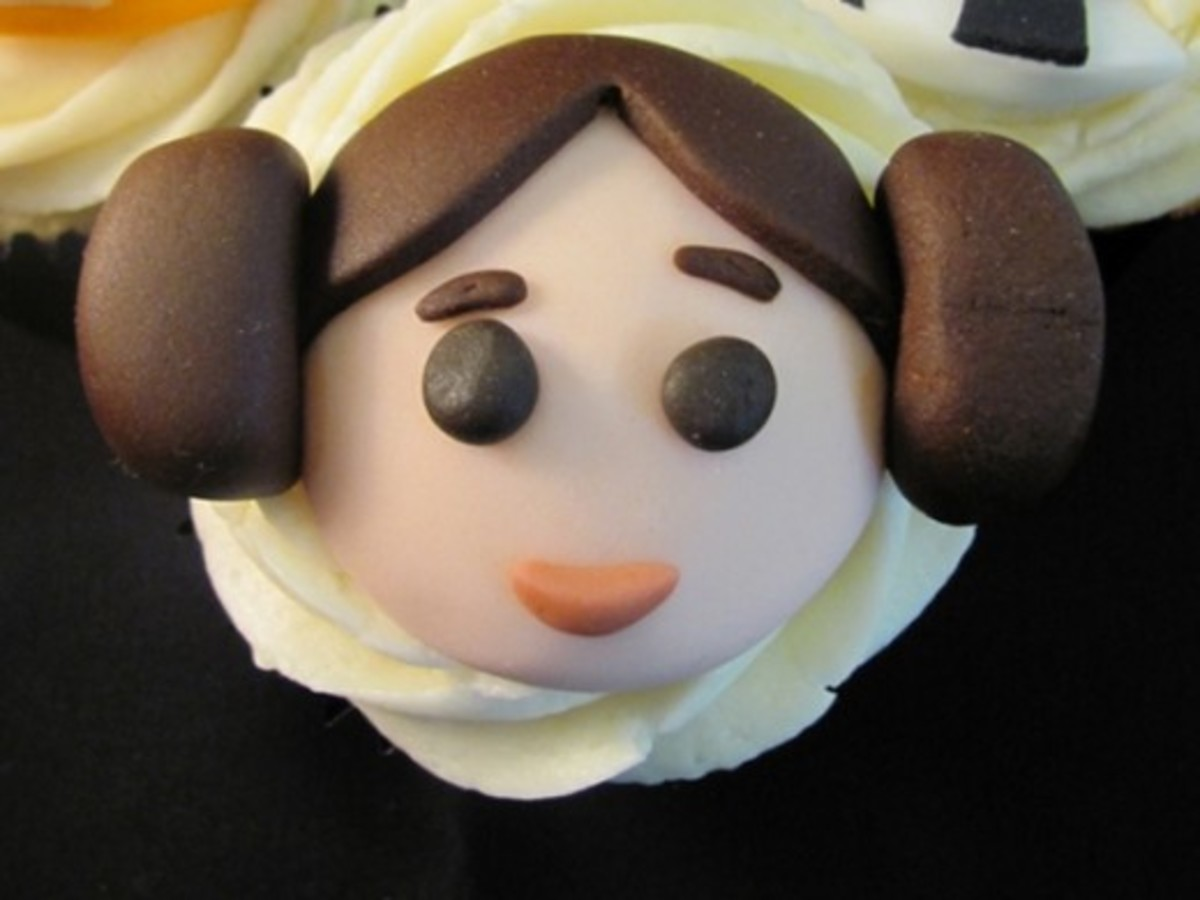 Princess Leia by Melissa Smith aka Zoeycakes on Flickr.com