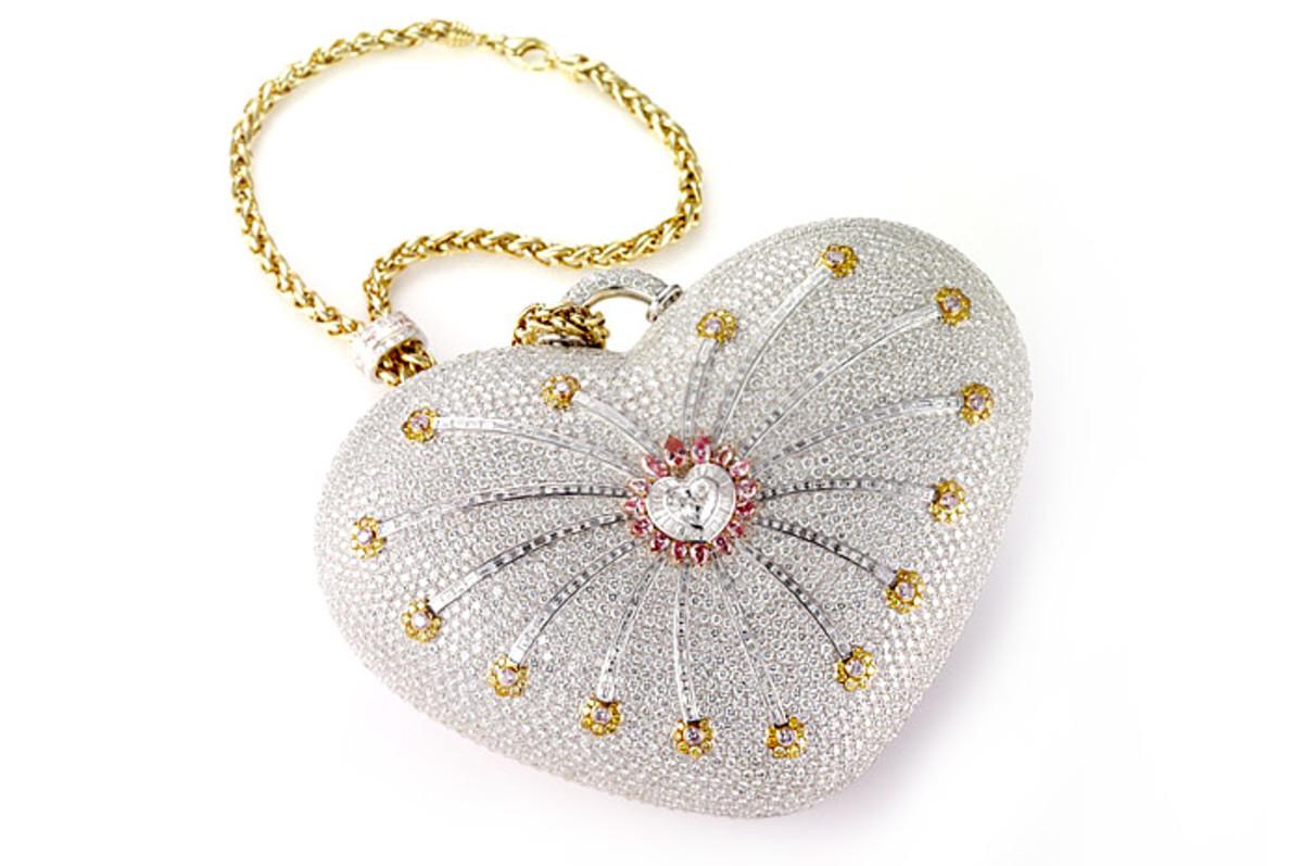 Top Ten Most Expensive Women S Handbags