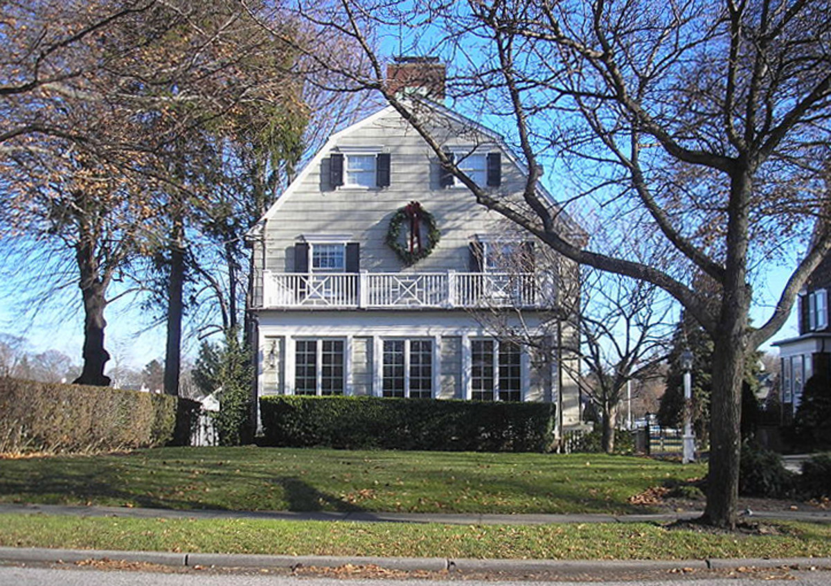 The Amityville Ghost Story was one of the scariest ever.