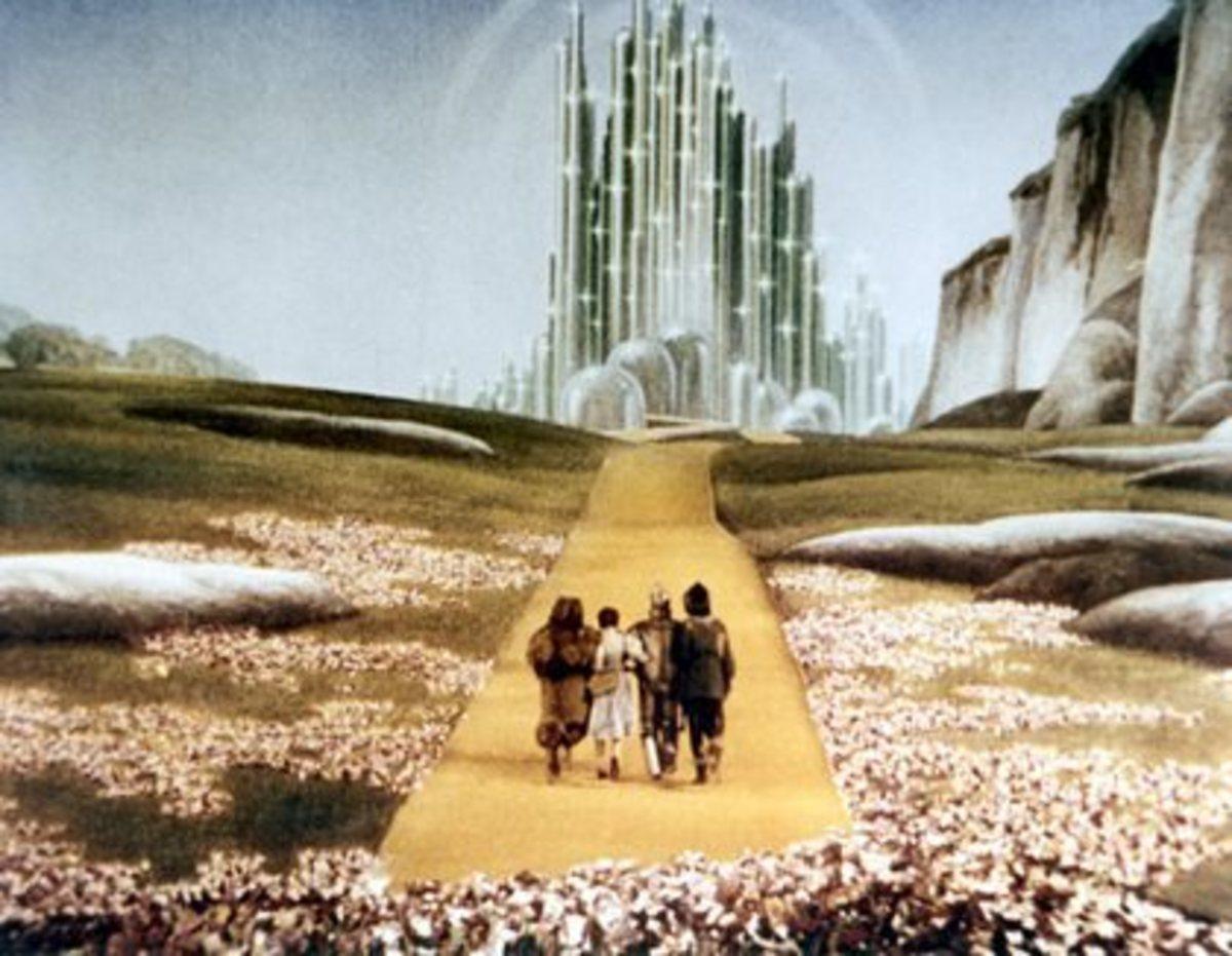 Emerauld City, here we come!