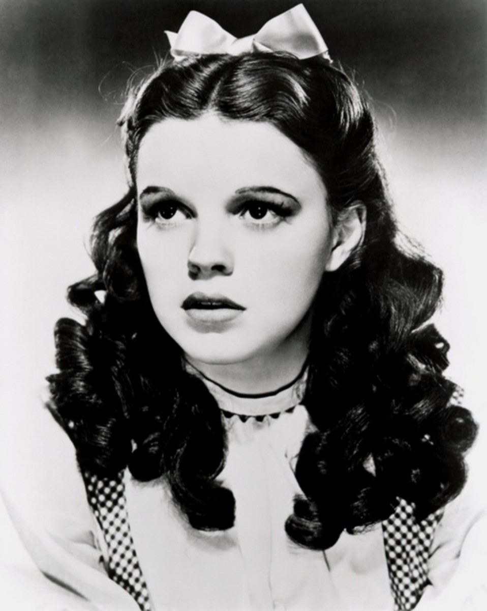 Sweet Dorothy; seeking the answer to life!
