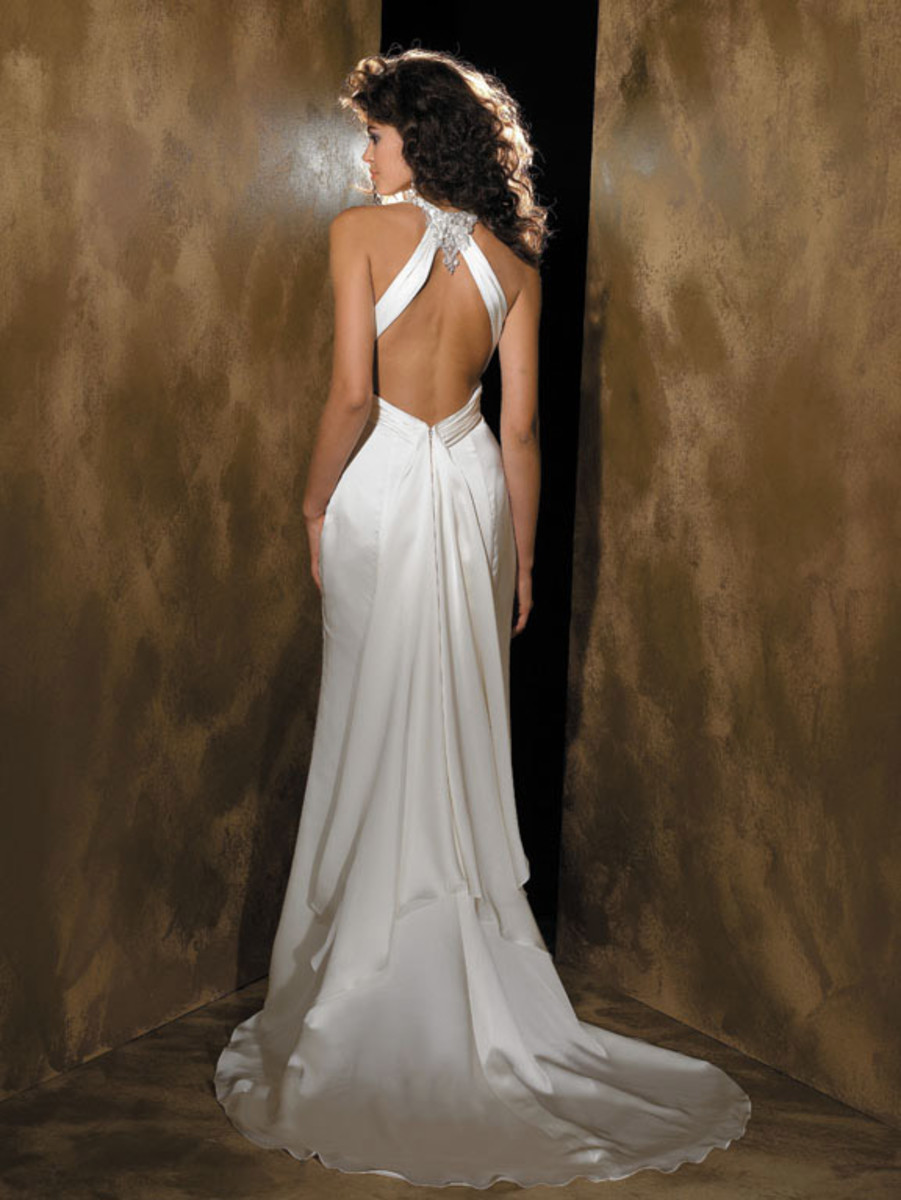 Destination Wedding Dress: Allure Far and Away Destination Wedding Dress Style 840