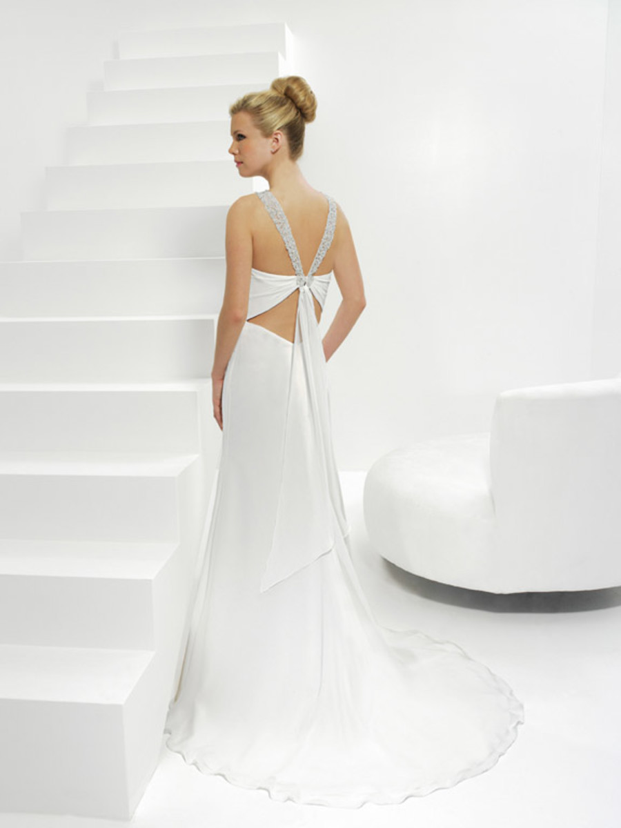 Destination Wedding Dress: Allure Far and Away Destination Wedding Dress Style 892