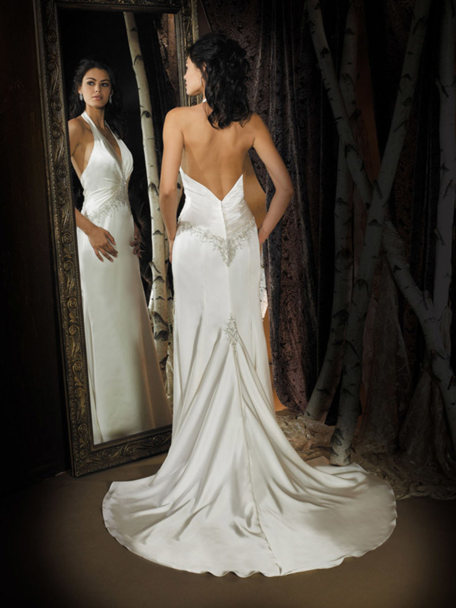 Destination Wedding Dress: Allure Far and Away Destination Wedding Dress Style 884