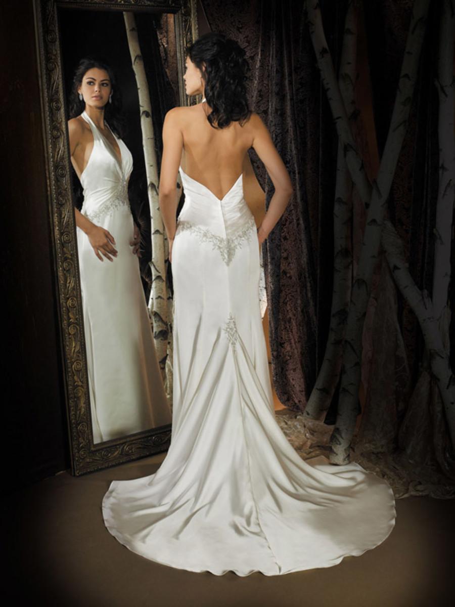 Destination Wedding Dress: Allure Far and Away Destination Wedding Dress Style 884