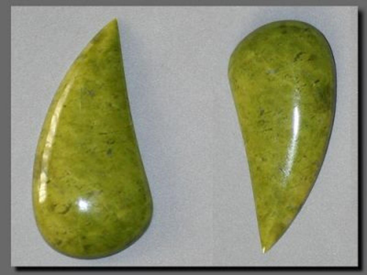 Chartreuse Epidot