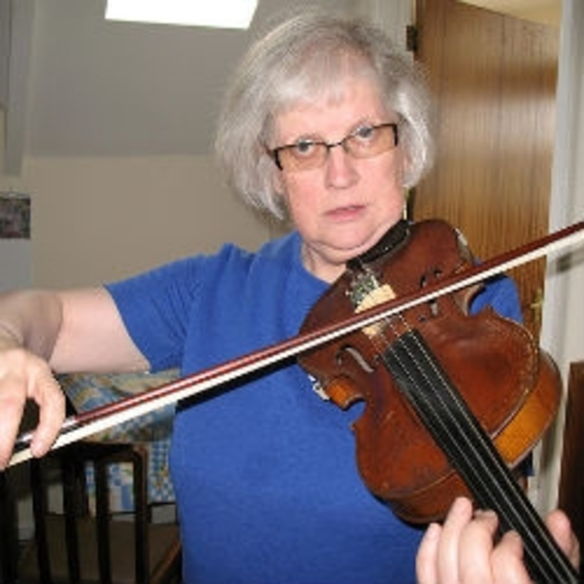 Learning the Violin as an Adult