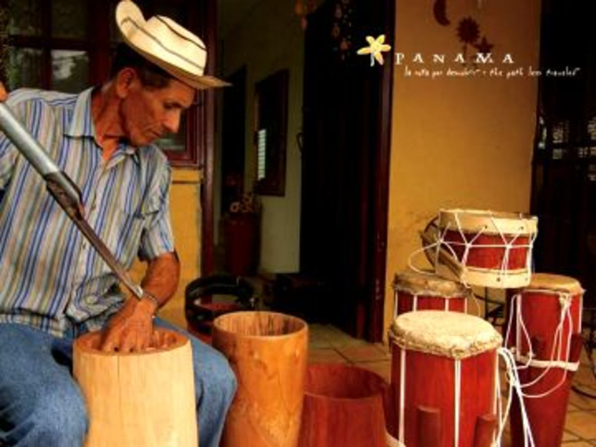 Panama Farmer