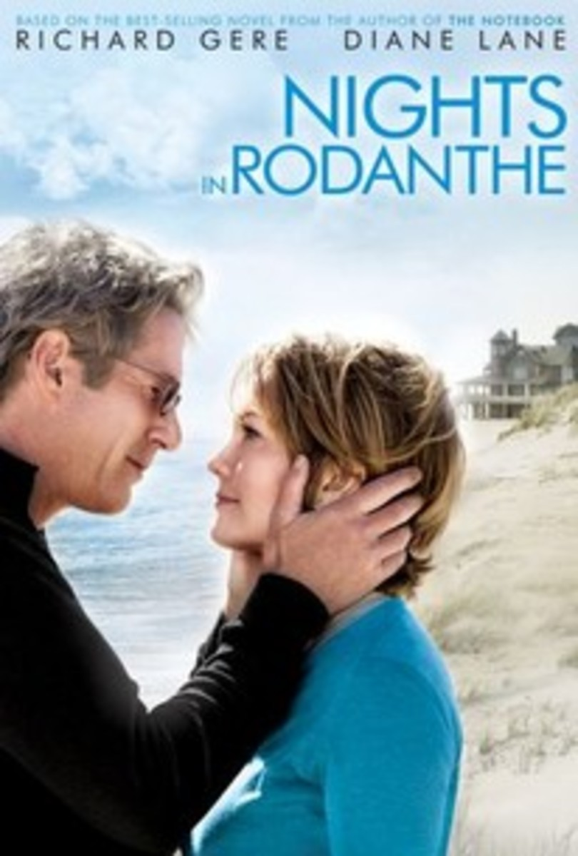Nights in Rodanthe Film Review - a Summary Movie Review About a Great Movie Featuring Beautiful Wild Horses