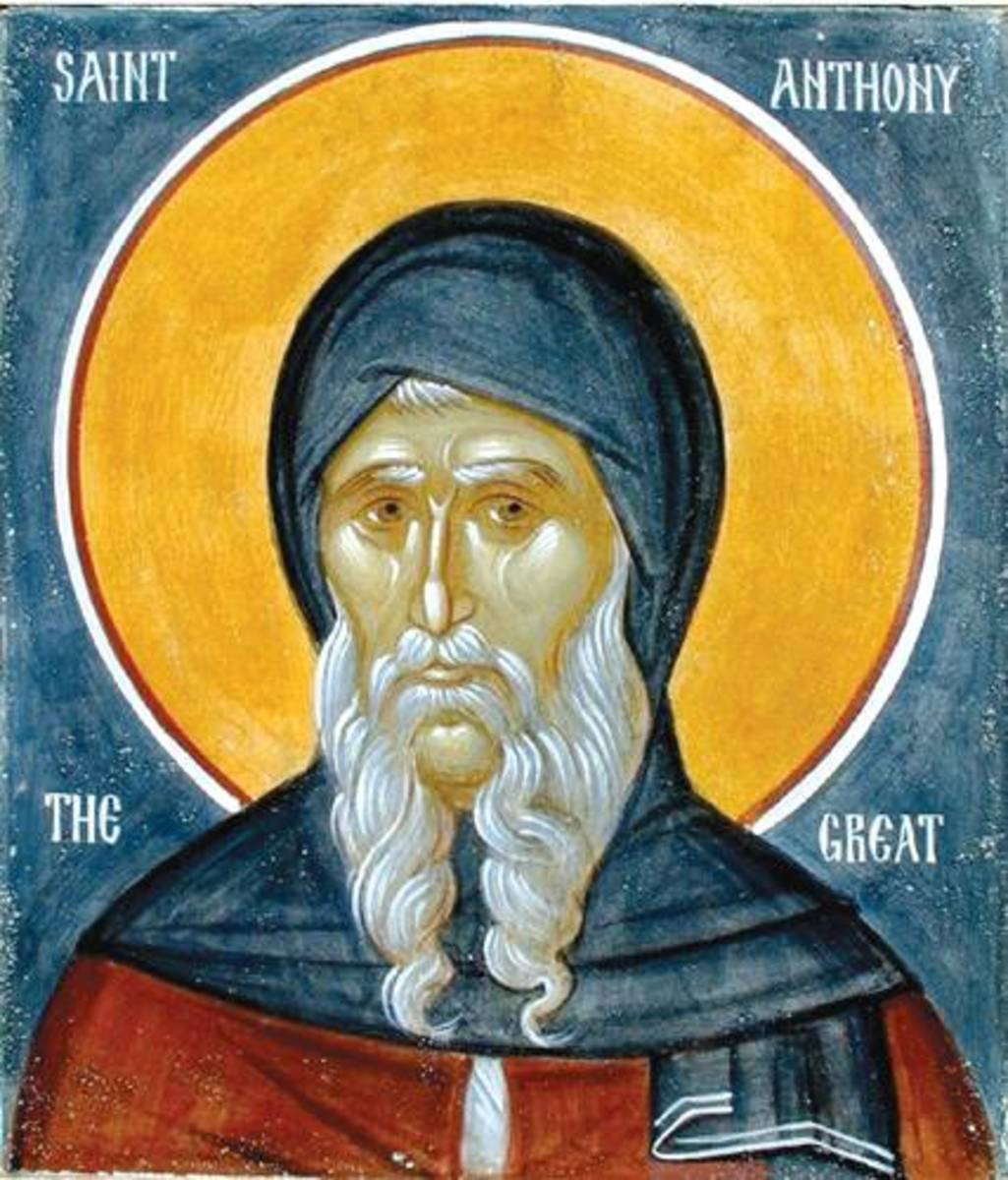 ST ANTHONY