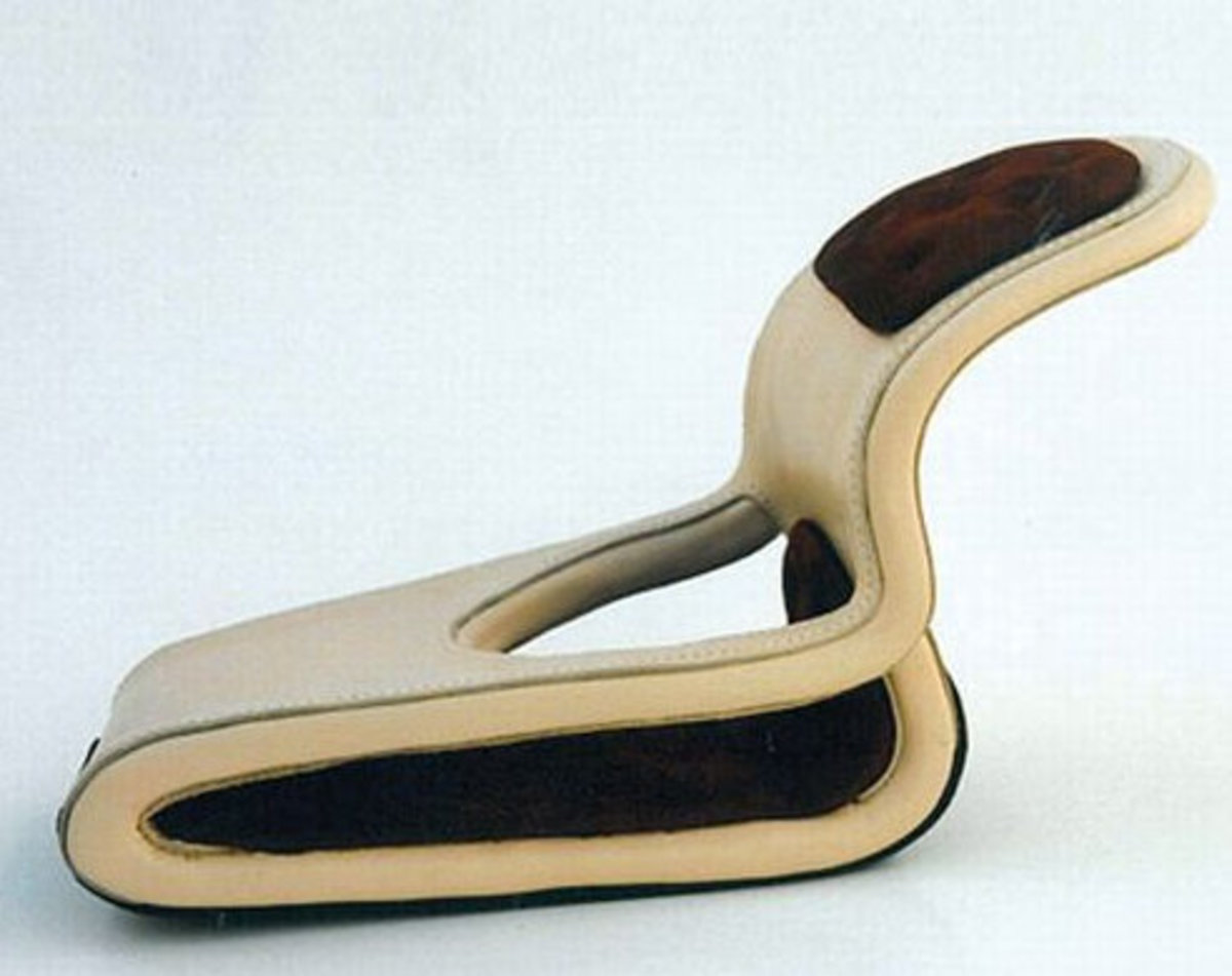Is this their idea of the egonomic high heel?