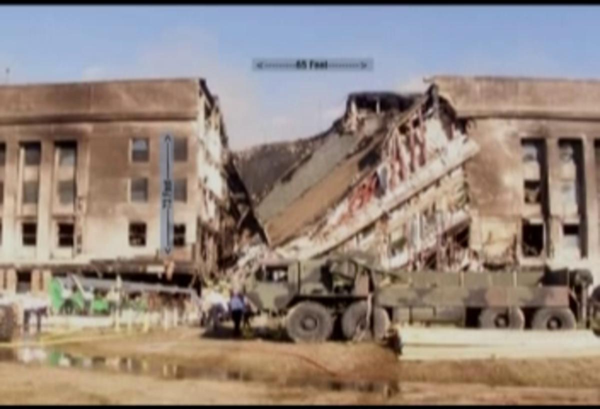 911 in Plane Site    World Trade Center & Pentagon Attack Conspiracy of September 11- 2001