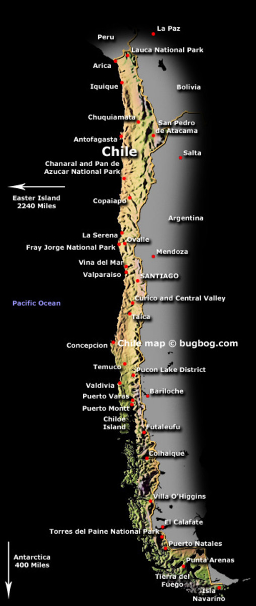 25 Fun & Interesting Facts About Chile