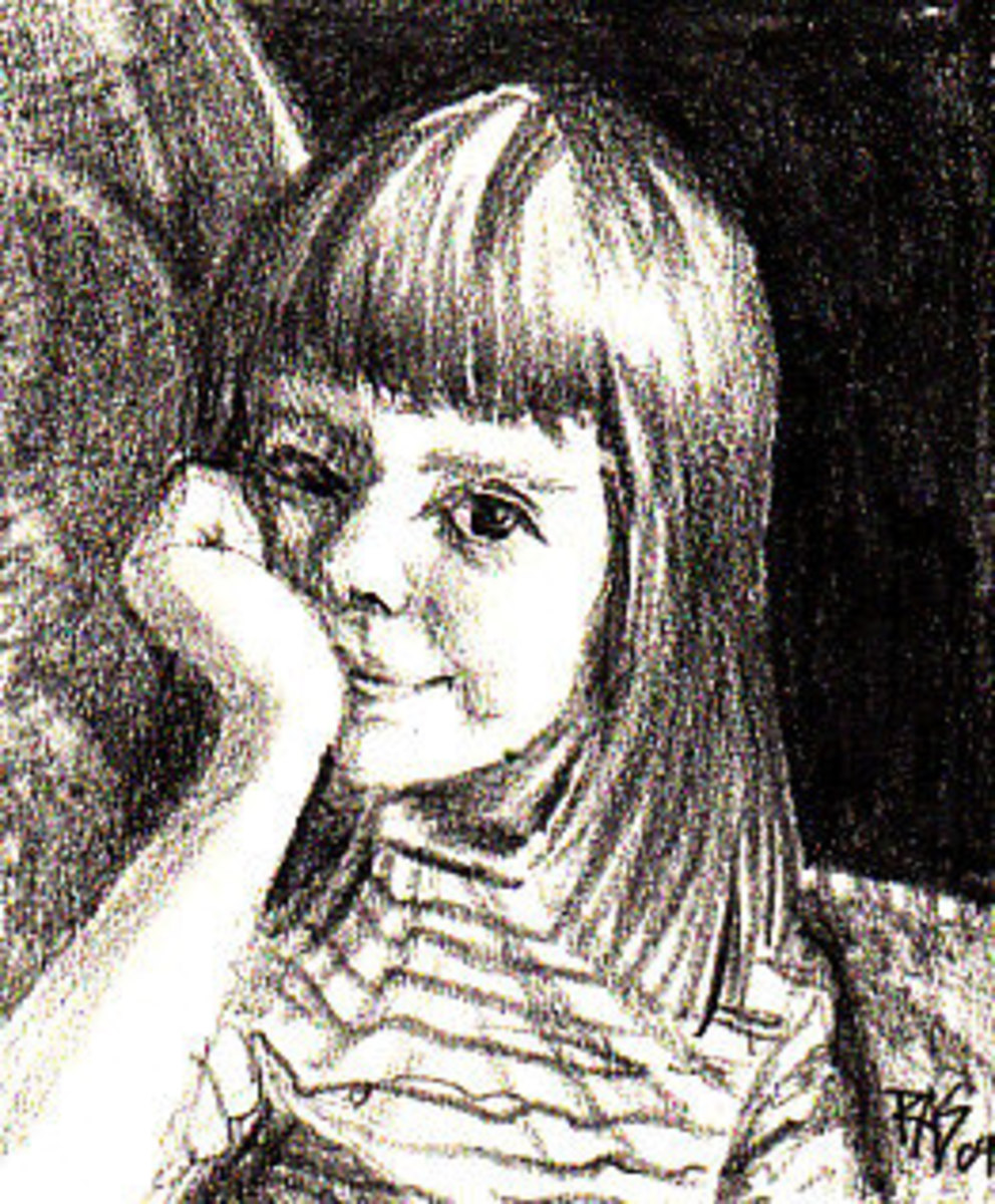 How to Sketch People II: Child's Face