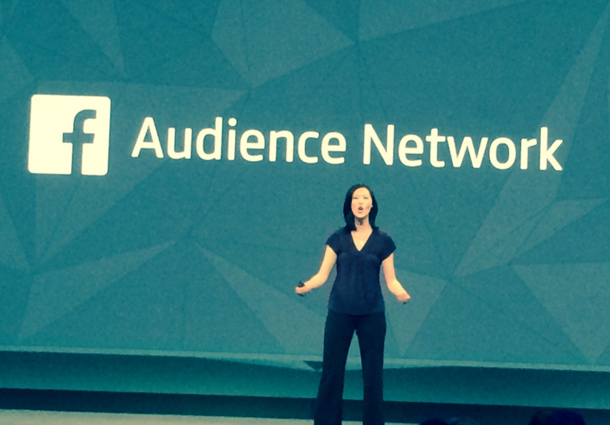 Facebook's Deborah Liu introduces Audience Network at f8