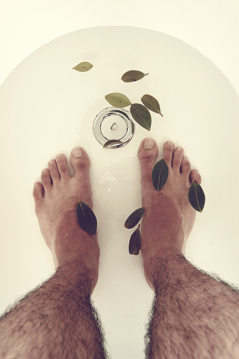 ionic-foot-bath