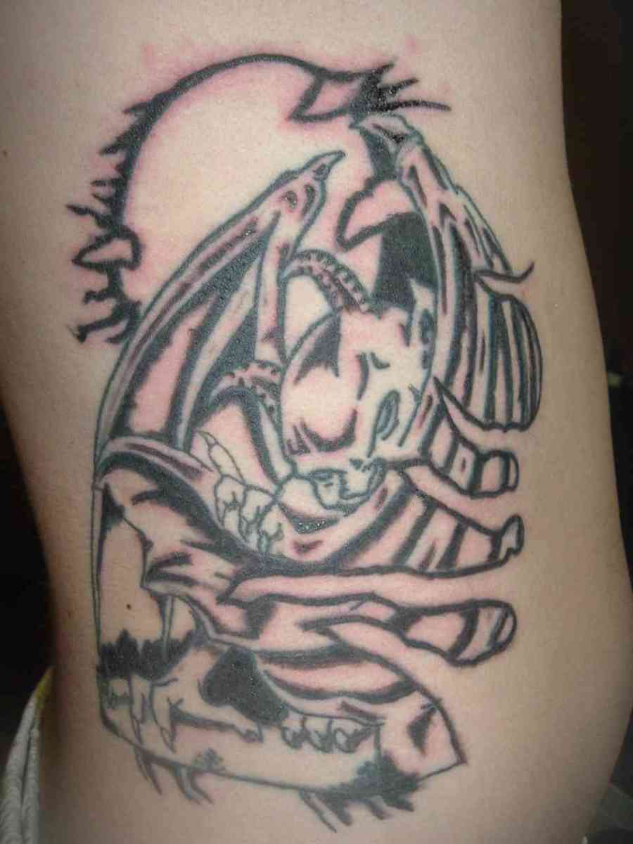Tattoo by Jesse Baker of Middletown, Ohio