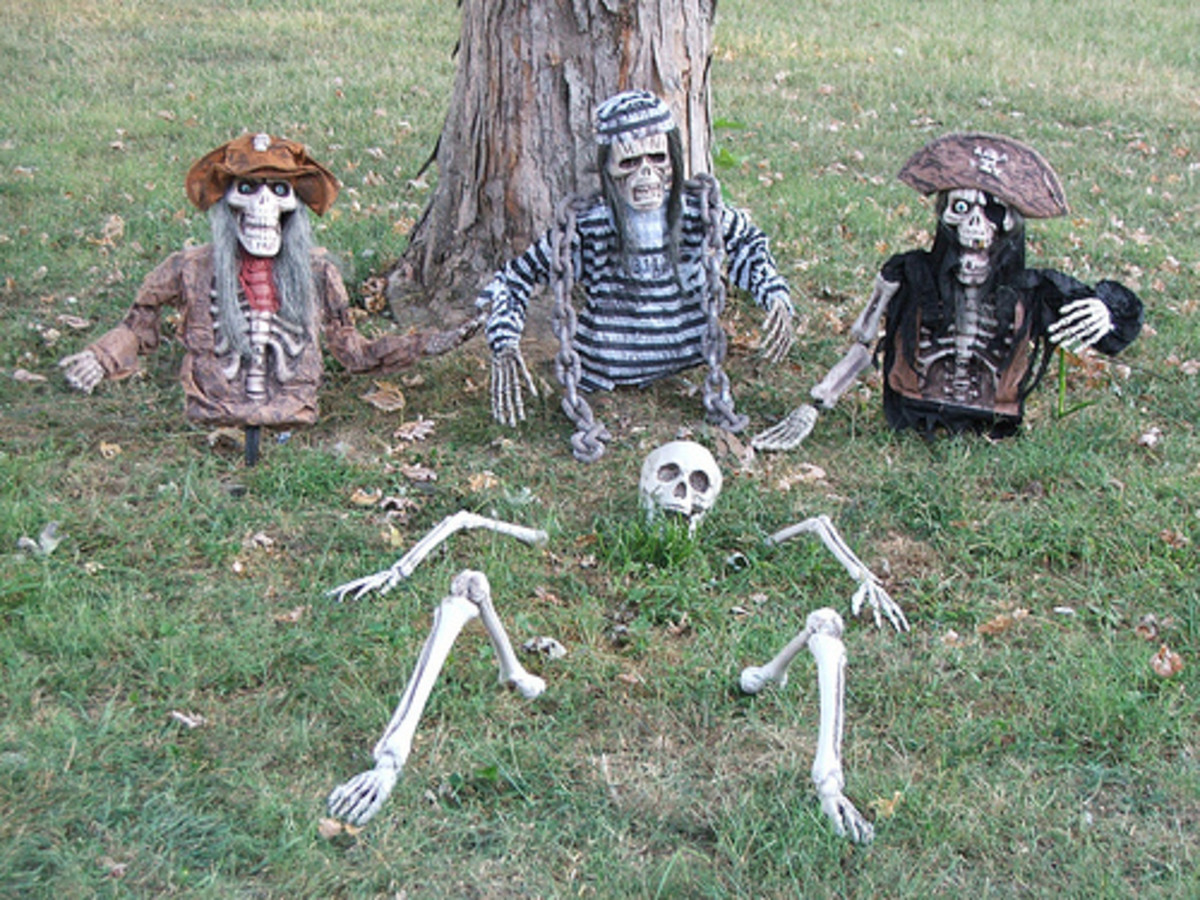 Outdoor Decoration Home  For Halloween