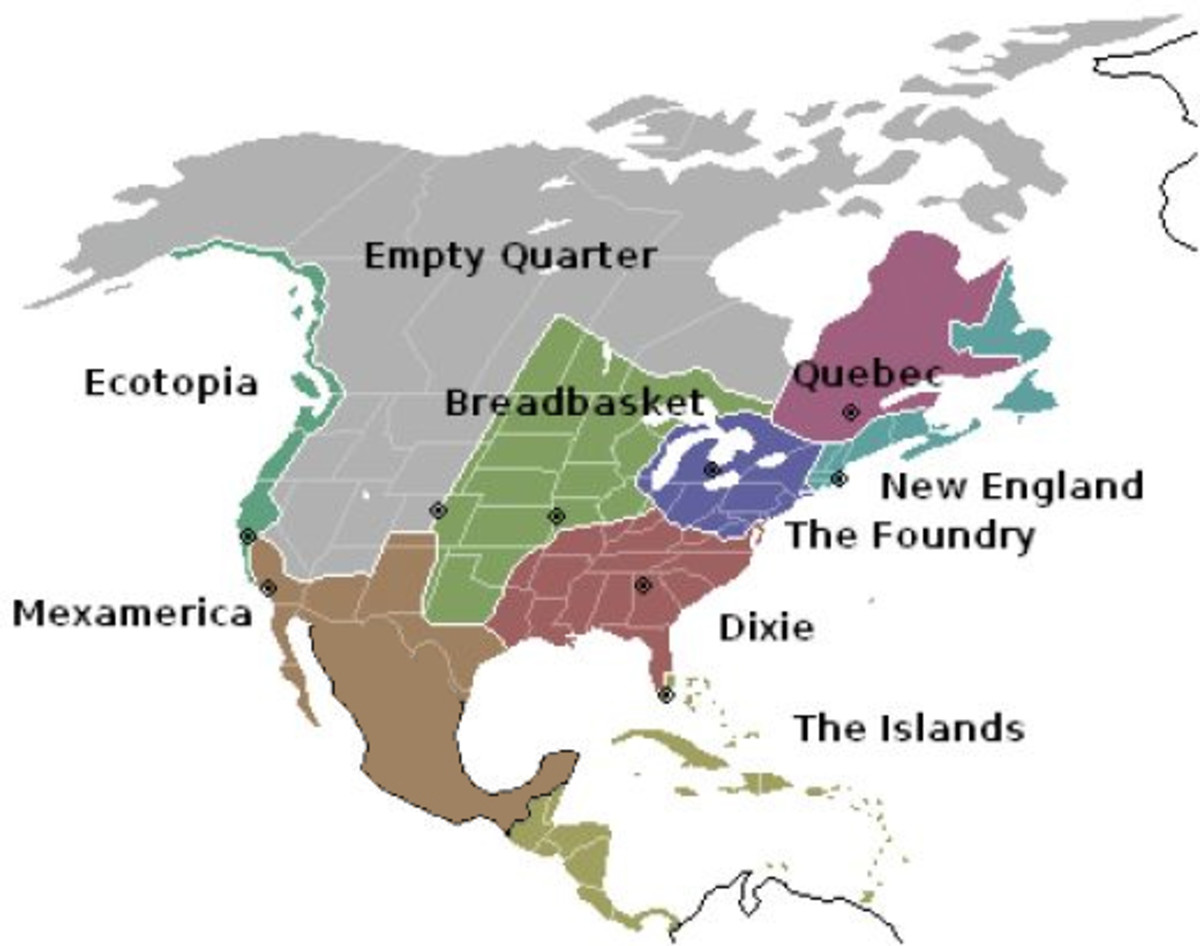 Source: http://en.wikipedia.org/wiki/Nine_Nations_of_North_America