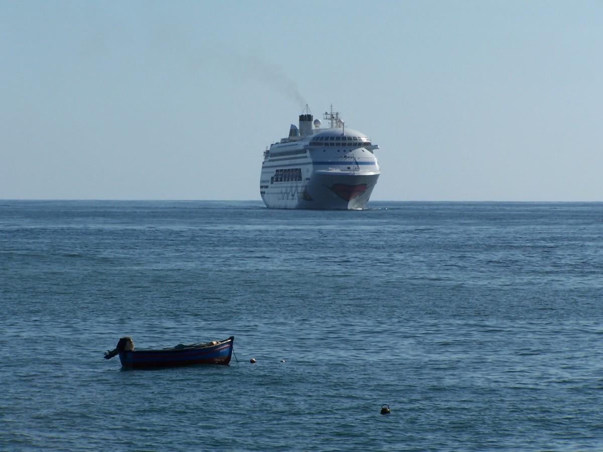 Cruising Madeira