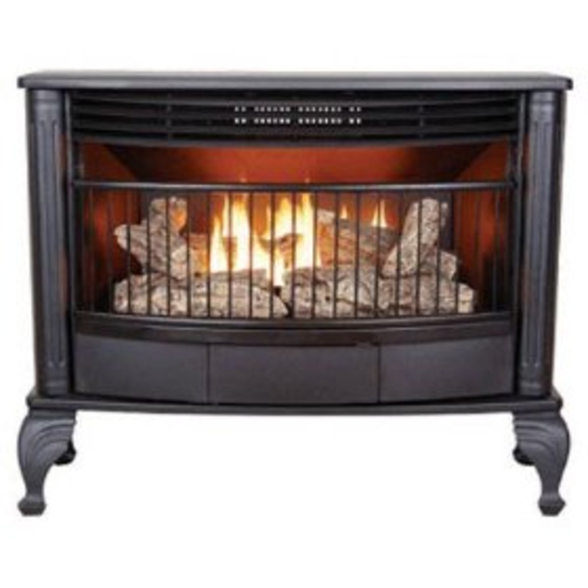 Indoor Propane Fireplace - TheFirePlace