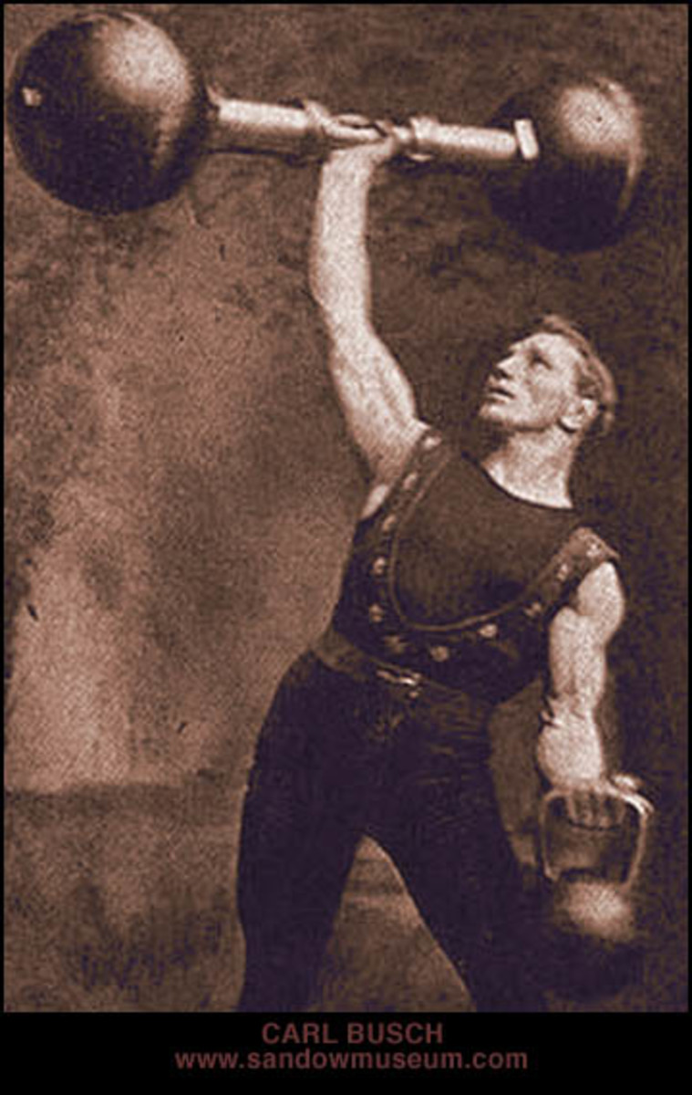 The 101 Kettlebell Workouts Experiment Begins
