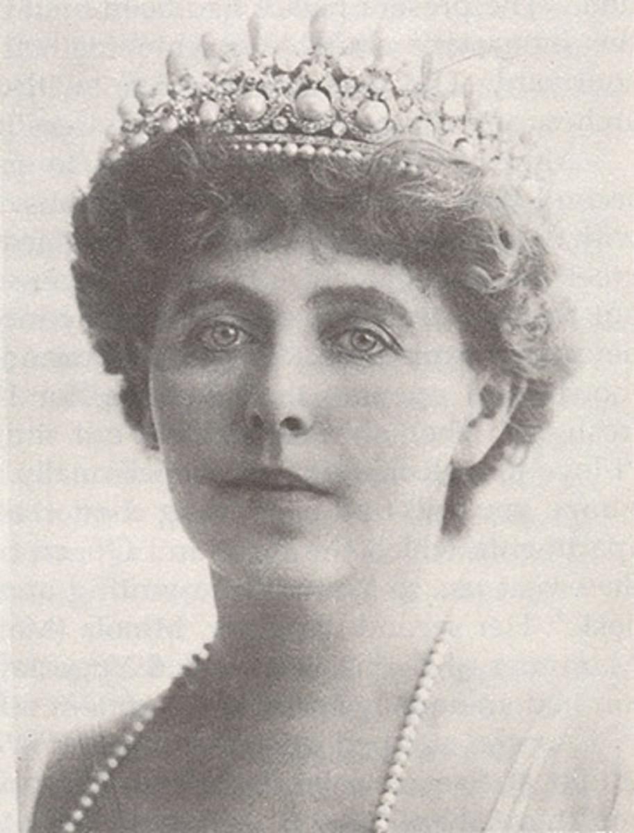 Princess Marie of Edinburgh, A princess of Great Britain and Ireland, Queen of Romania