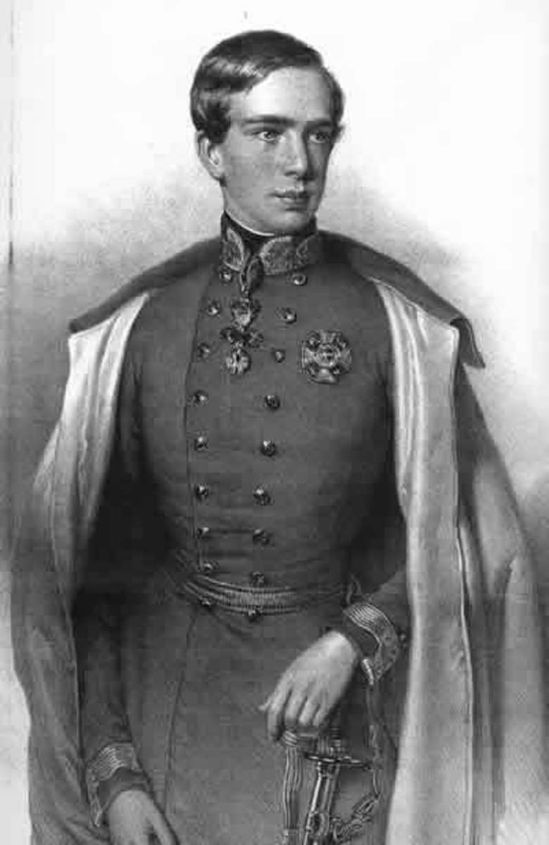 Emperor Franz Josef heralded the Golden age of Austria and Vienna