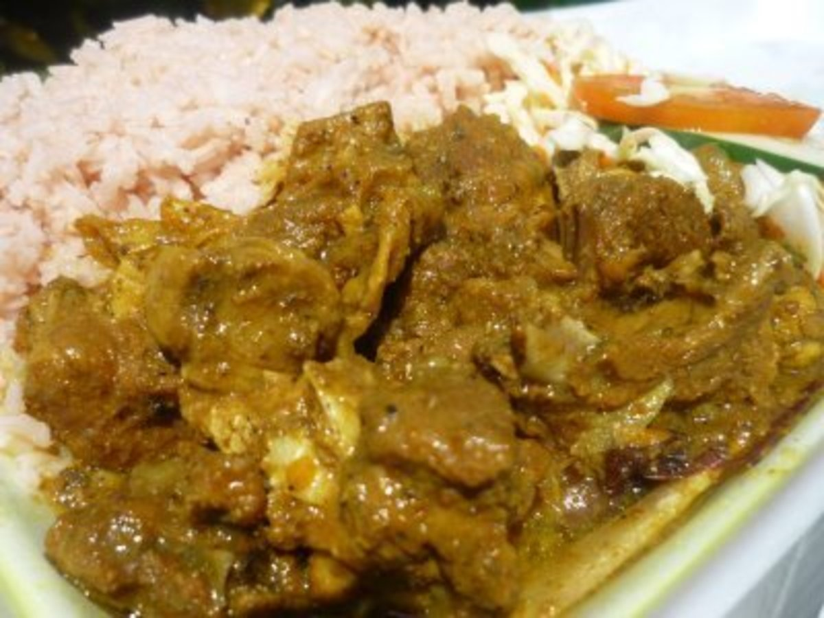 Jamaican Curry Goat is now popular all over the world.