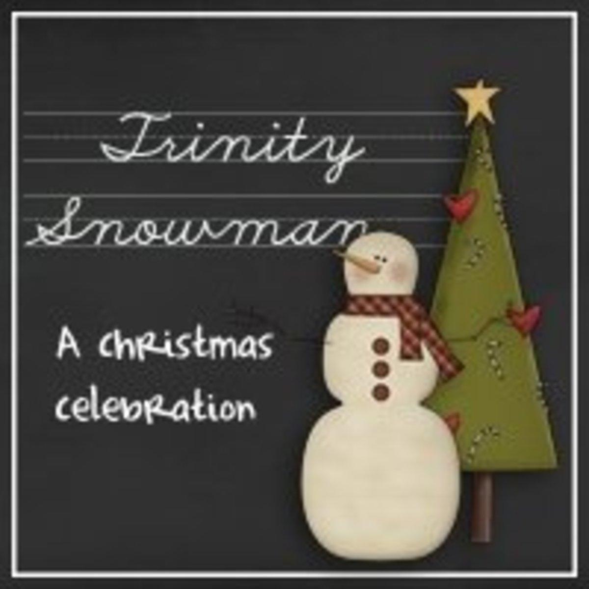 trinity snowman poem printable Quotes