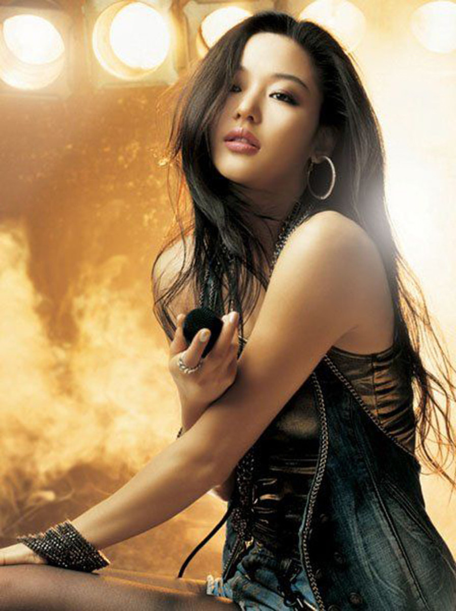 Beautiful Korean Women - Jun Ji-hyun