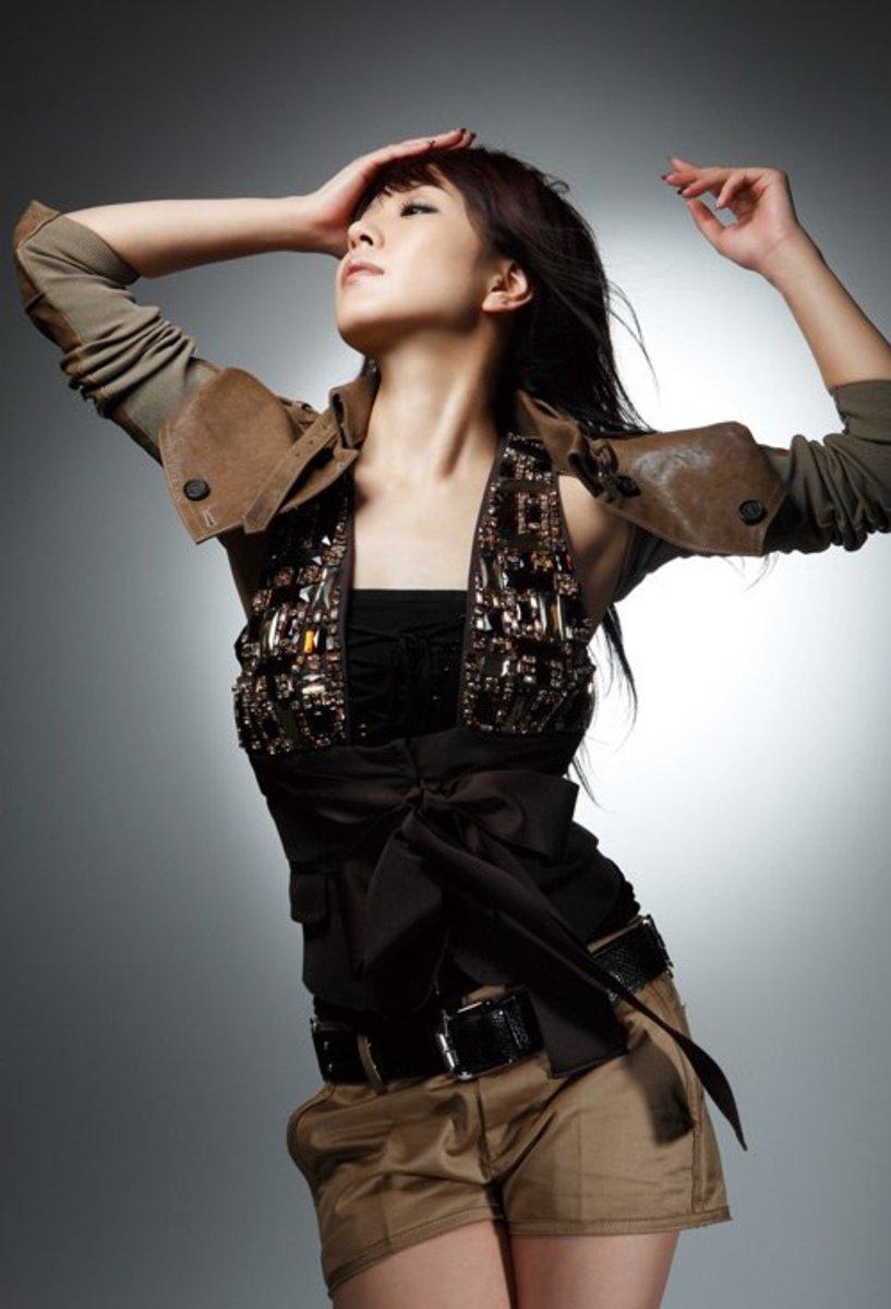 Boa Kwon - Beautiful Korean Women