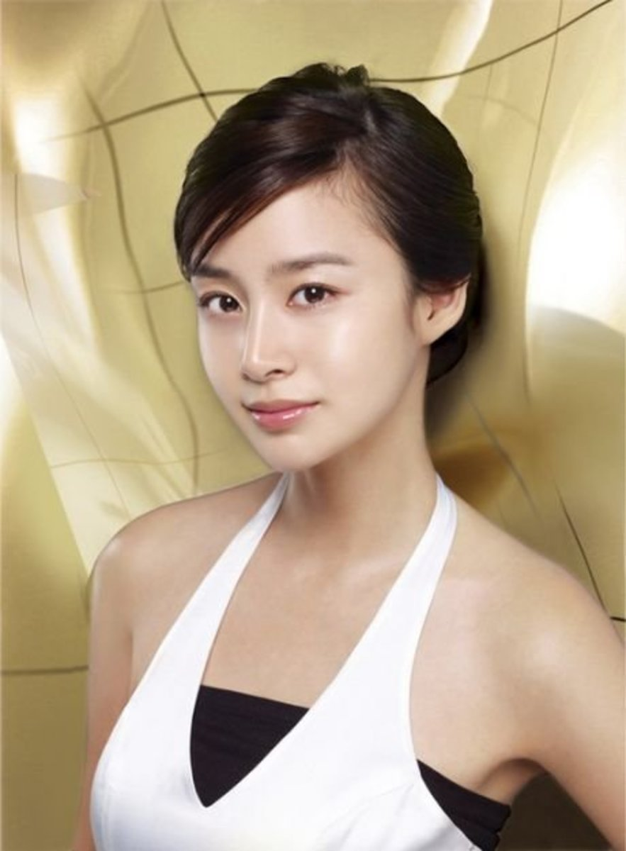 Kim Tae-hee - Beautiful Korean Women