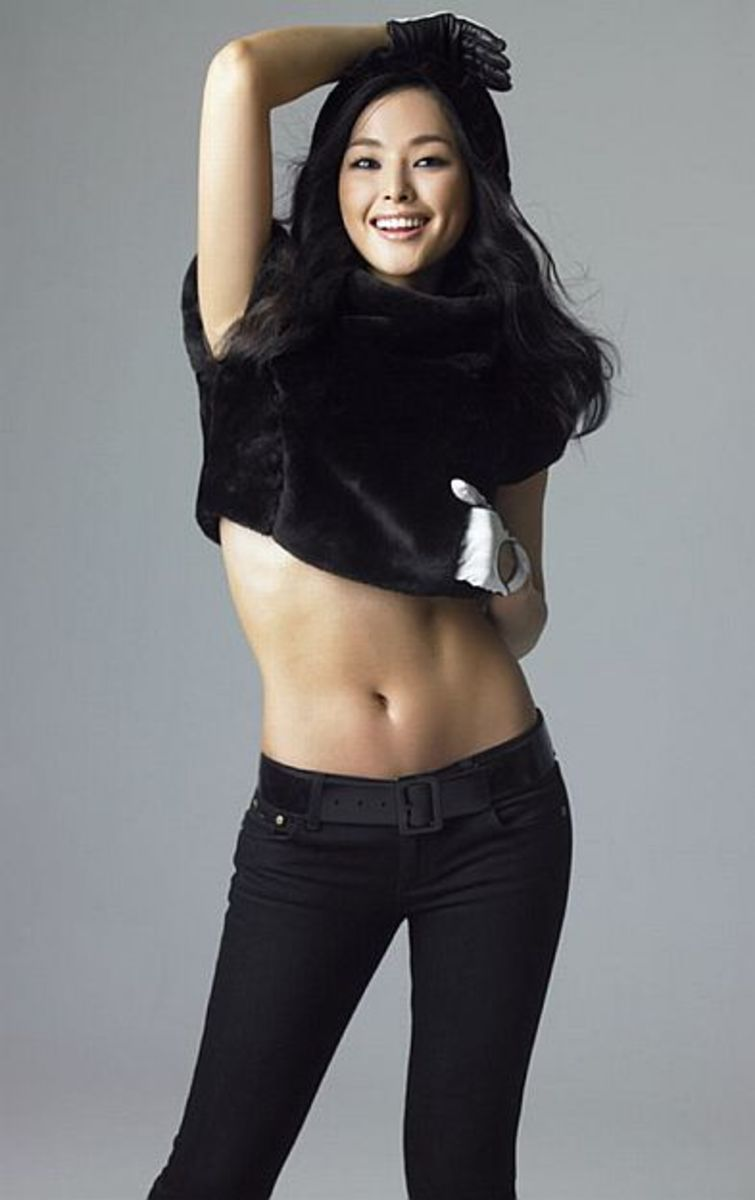 Beautiful Korean Women - Lee Ha-nui (Honey Lee)