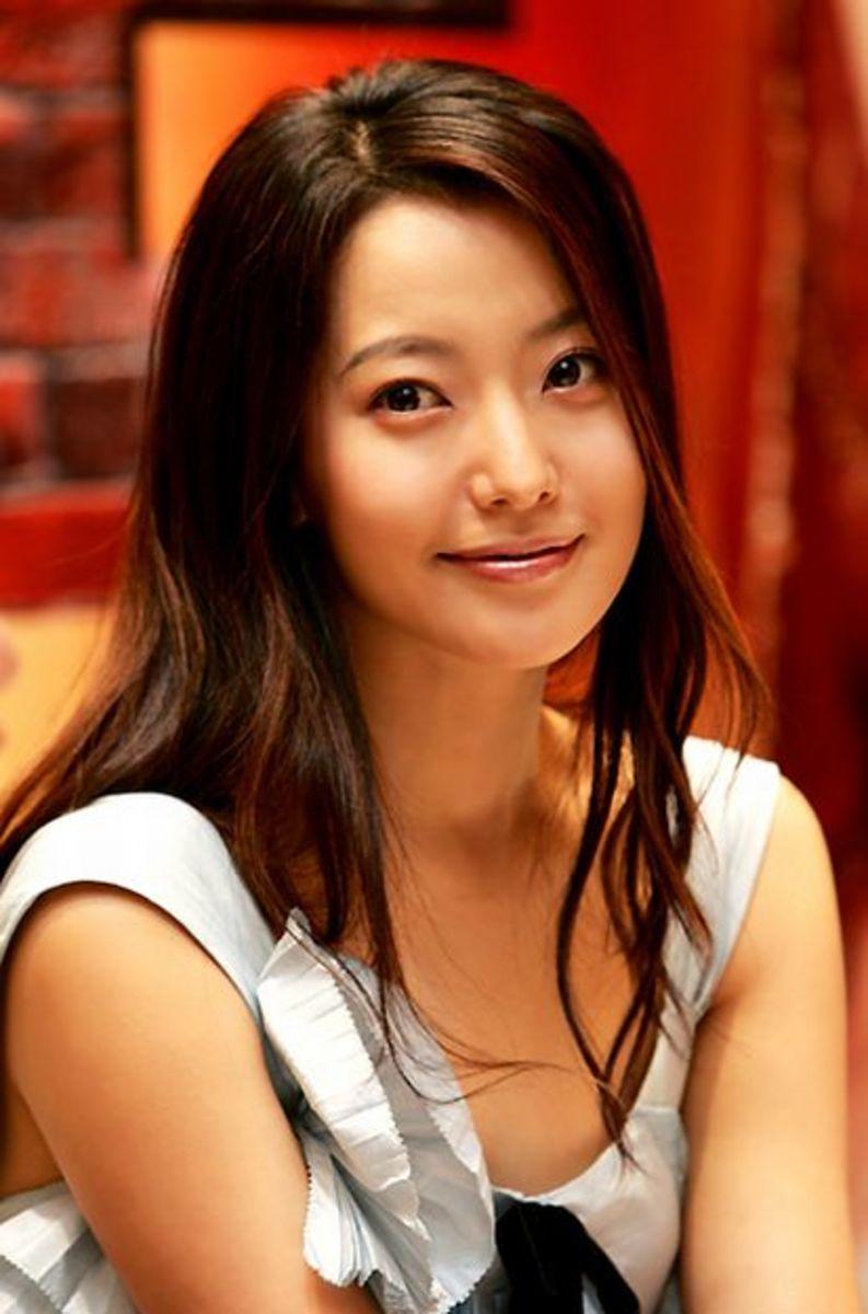 Kim Hee-sun - Beautiful Korean Women