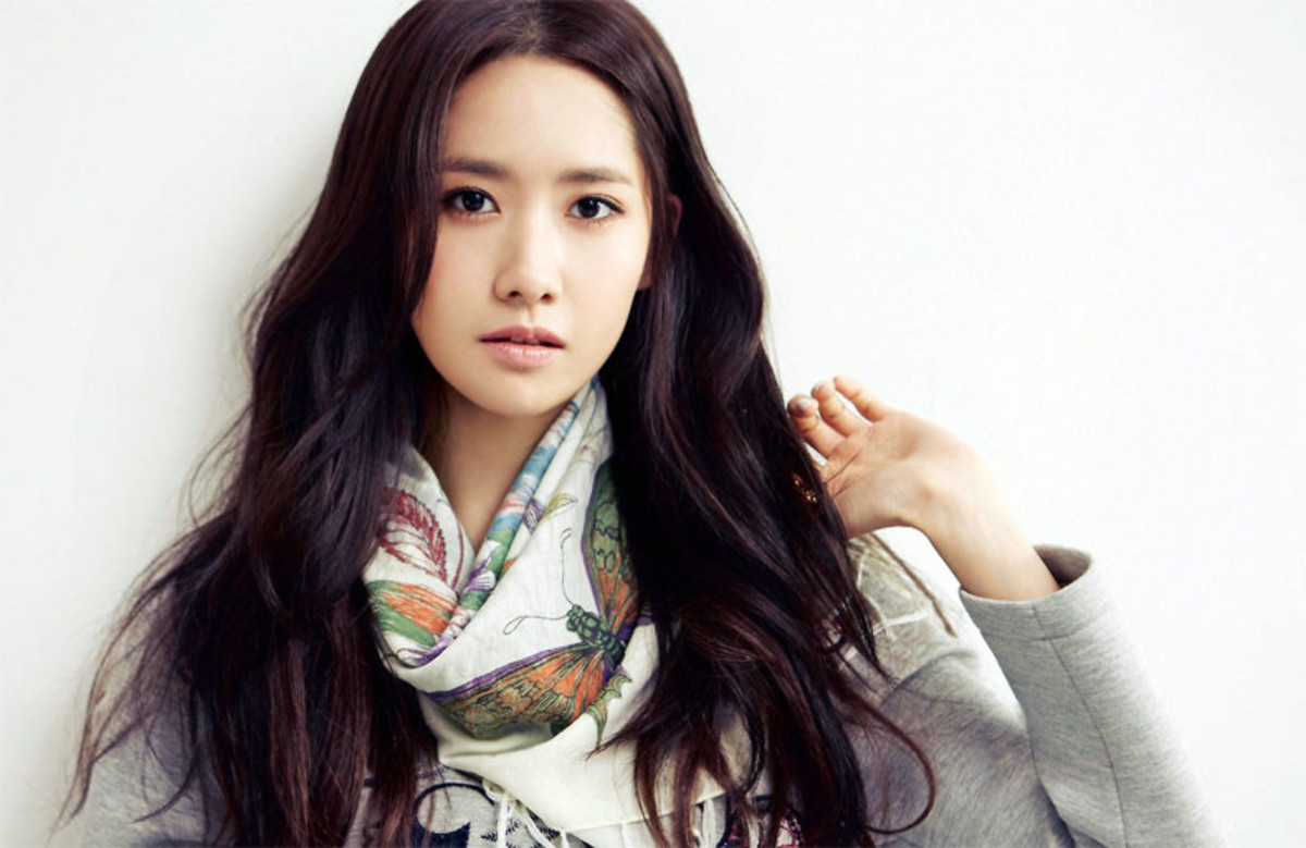 South Korean singer and actress Im Yoona