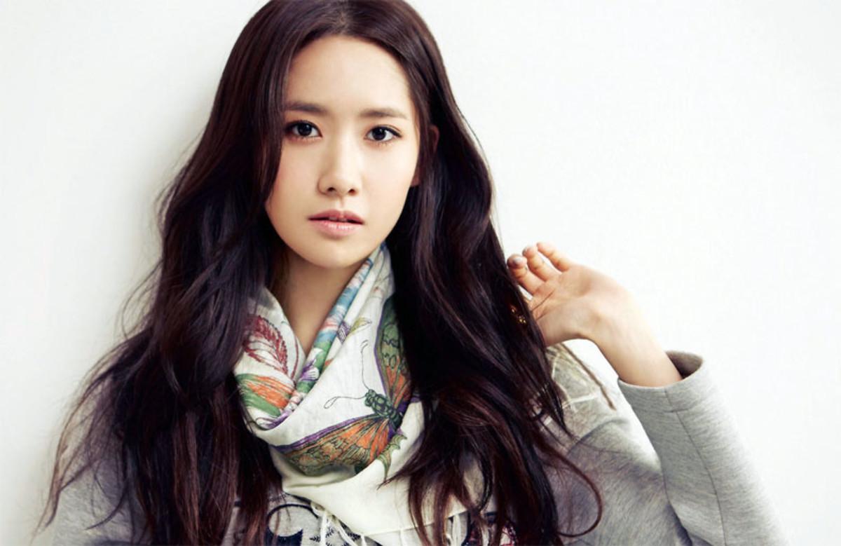 South Korean singer and actress Im Yoona