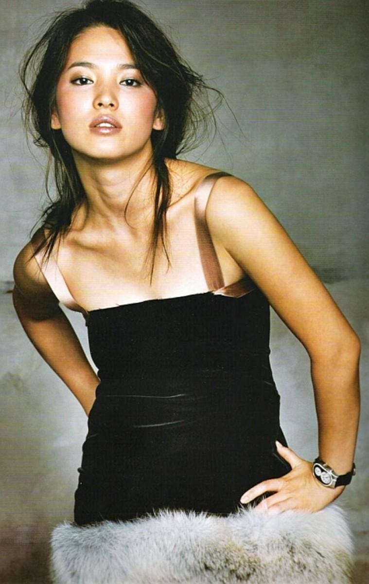 Song Hye-kyo - Beautiful Korean Women