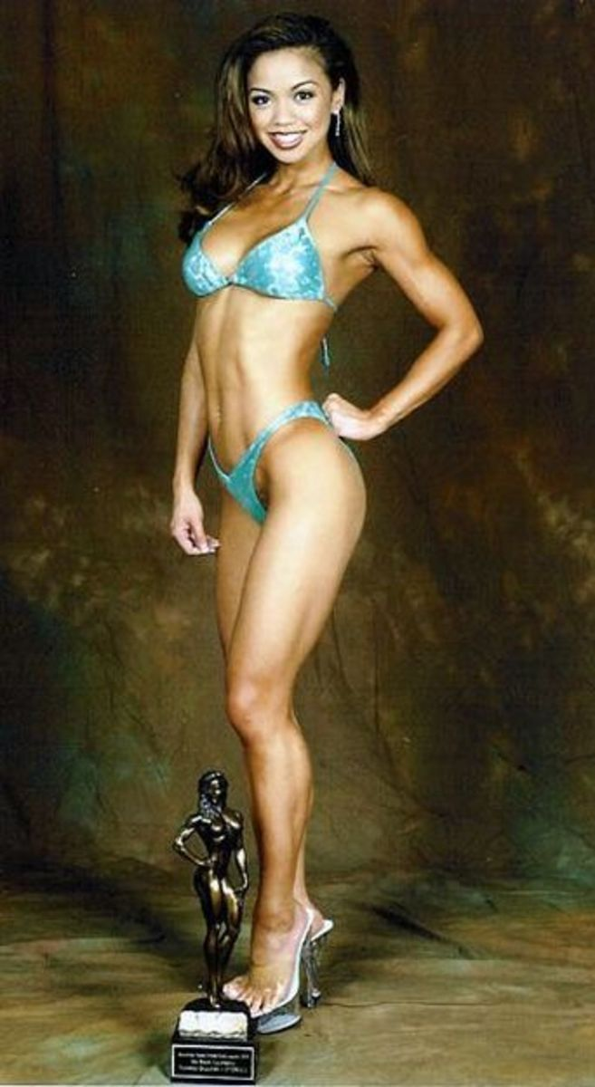 Maria Kang - Asian Fitness Competitors