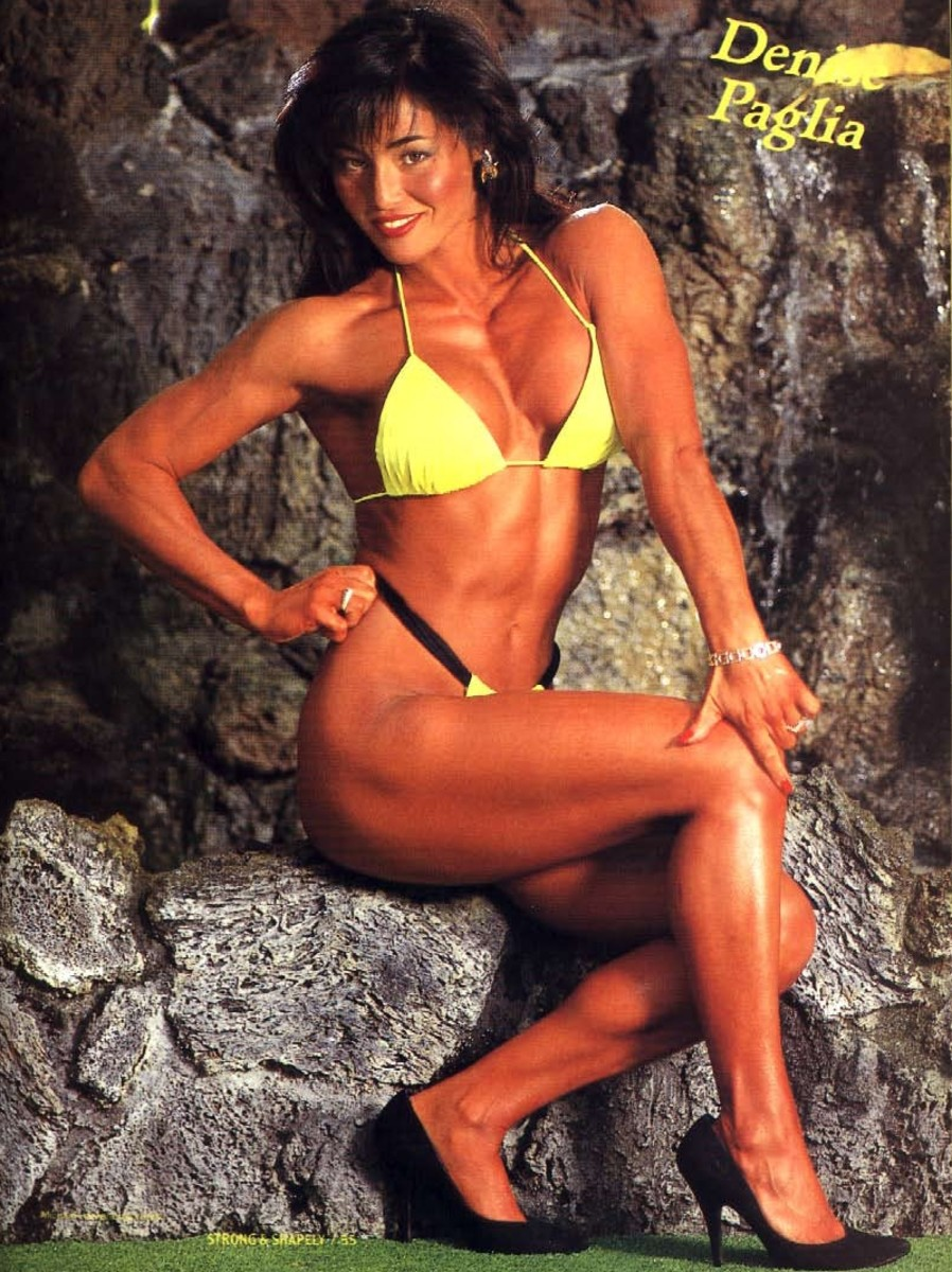 Denise Paglia - Fitness Inspiration