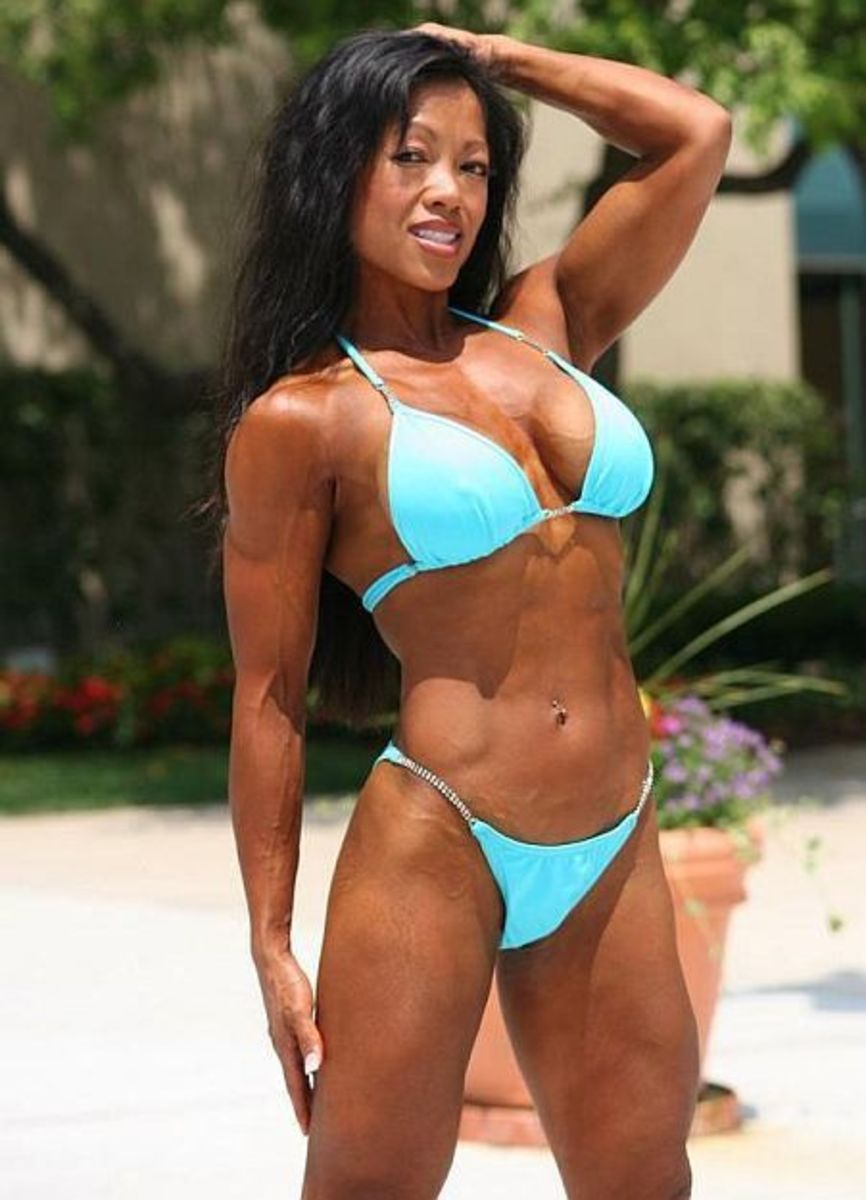 Huong Vo - Top Figure Competitors