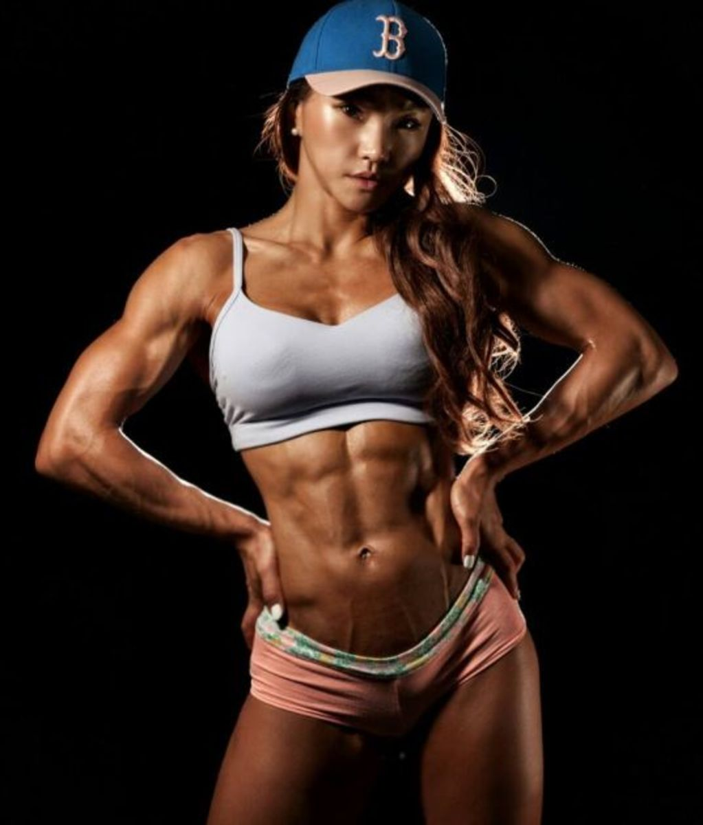 Chu-mi Kim - Female Fitness