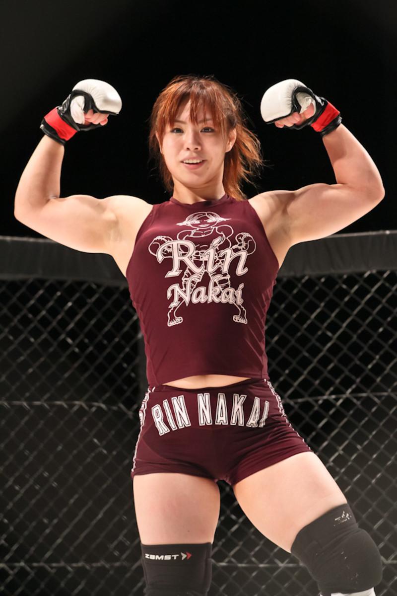 Rin Nakai - Female MMA