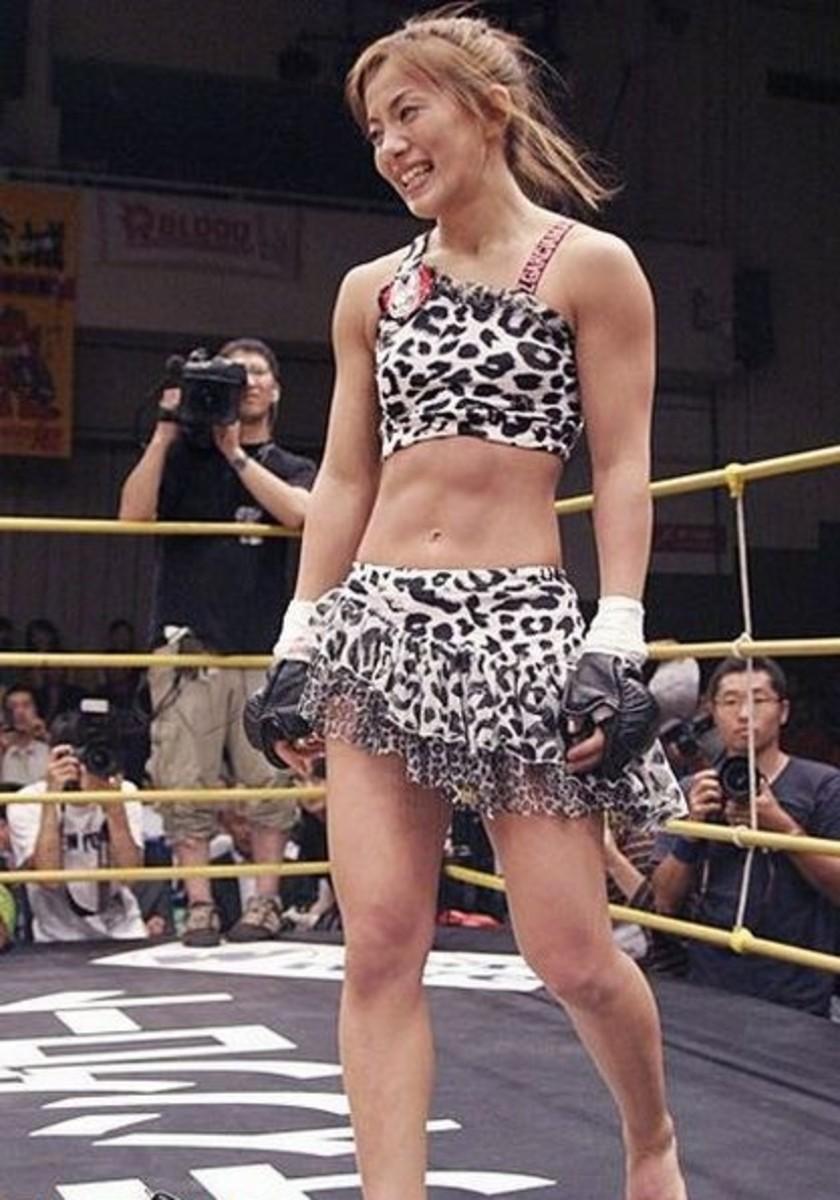 Hisae Watanabe - Female MMA (http://www.sherdog.com/)