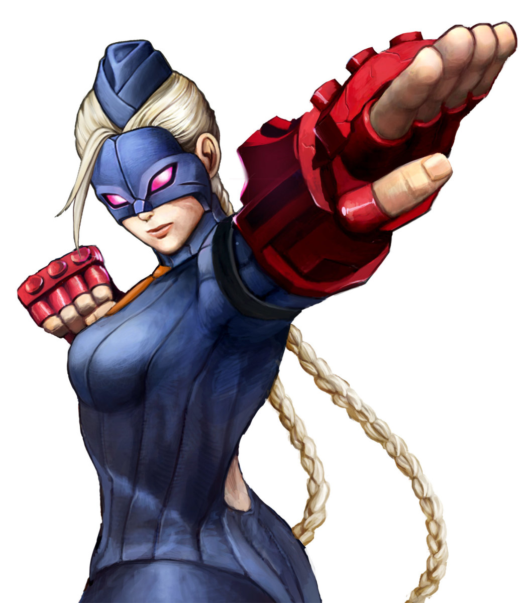 Decapre first appeared in Ultra Street Fighter IV.