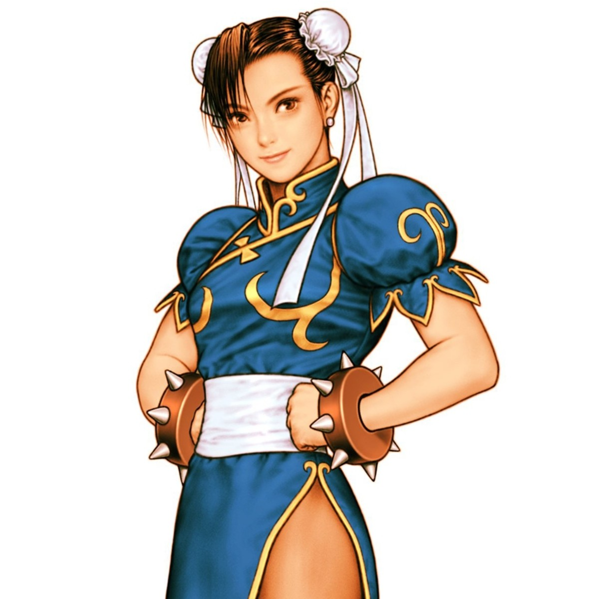 Street Fighter's best of the best...Chun-Li