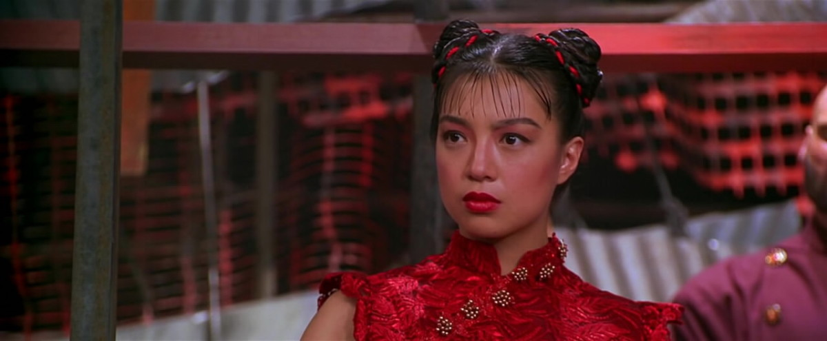 Chun Li (Ming-Na) in the 1994 Street Fighter movie